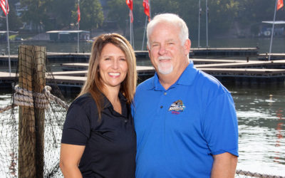 Meeting the Face: Lake of the Ozarks Shootout President Ron Duggan
